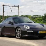 Rijtest Porsche 911 Black Edition