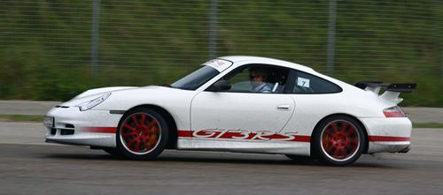 Zandvoort 14 mei 2009  Porsche Sport Driving School, Circuit Park Zandvoort. Fotograaf Chris Schotanus (www.essayprodukties.nl)