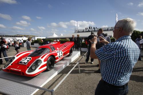 2013-08-31, Zandvoort. Historic Grand Prix. Porsche 50 jaar 911.