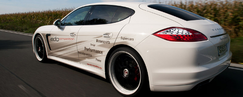 panamera turbo S Edo tuned