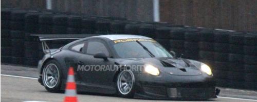 Porsche 991 type 911 GT3 RSR