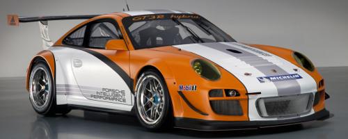 porsche 911 gt3 r hybrid 2012